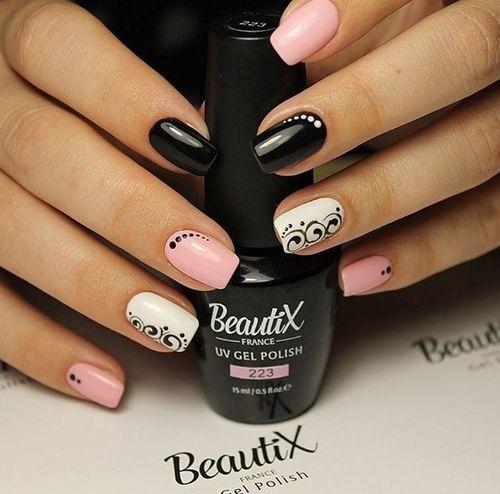 Гель-лак для ногтей Beautix UV Gel