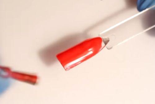 Как нарисовать розы на ногтях гель-лаком