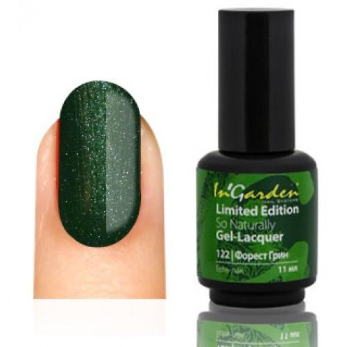 Насыщенный зеленый