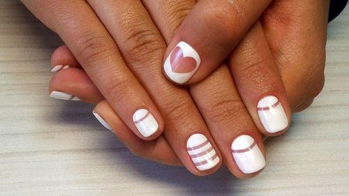 фото-новинки дизайна ногтей